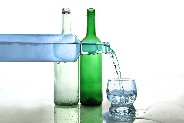 plastične boce za vodu boce
