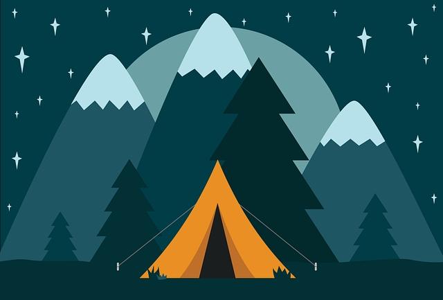 Slika šotora